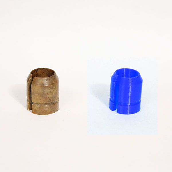3d model real object